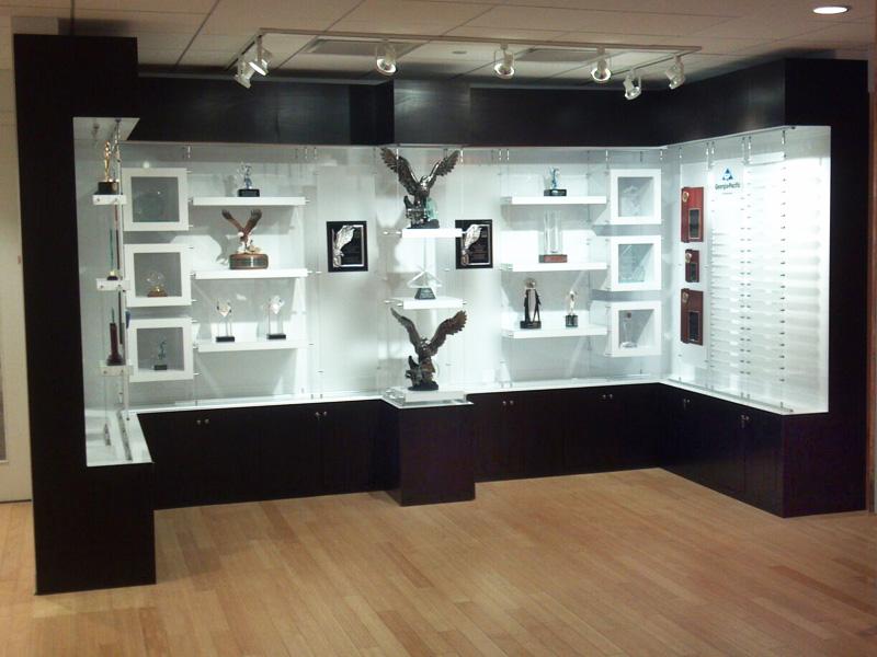 Interior Design Georgia Pacific Trophy Case